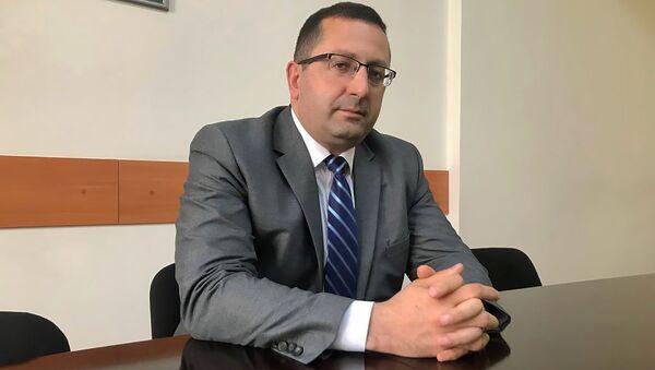Ованнес Ованнисян - Sputnik Արմենիա