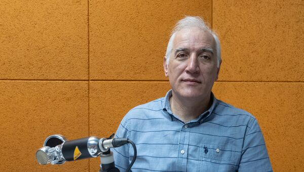 Ваагн Хачатрян - Sputnik Արմենիա
