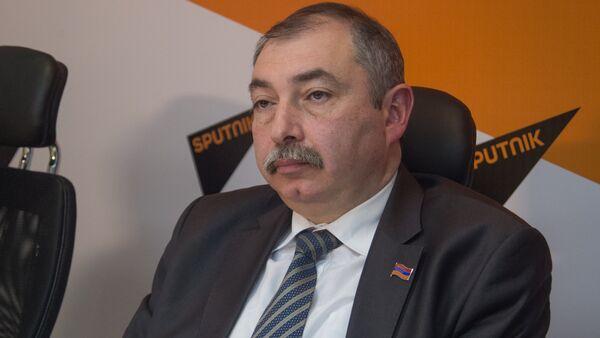 Айк Бабуханян - Sputnik Армения