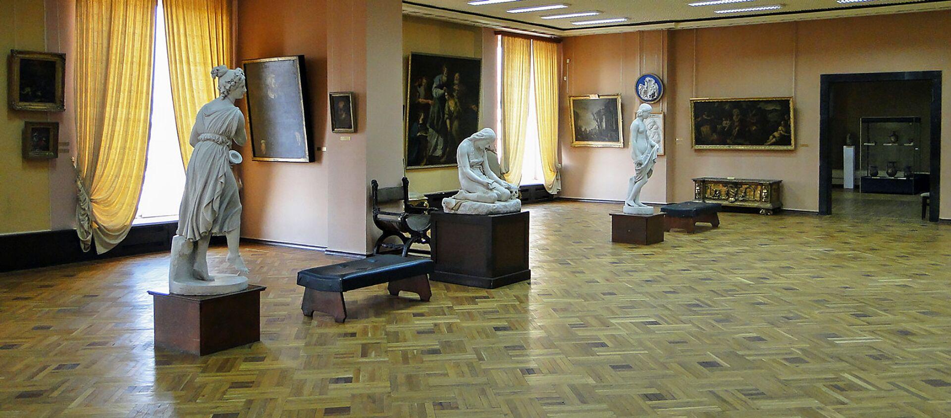 Картинная галерея - Sputnik Արմենիա, 1920, 08.02.2021