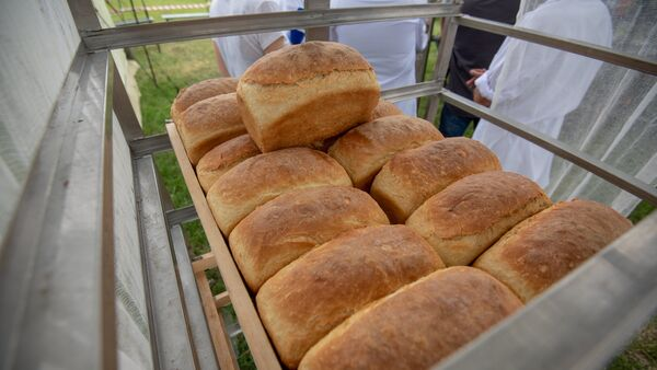 Хлеб - Sputnik Армения