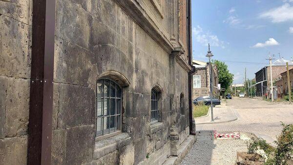 Улица в Гюмри - Sputnik Армения