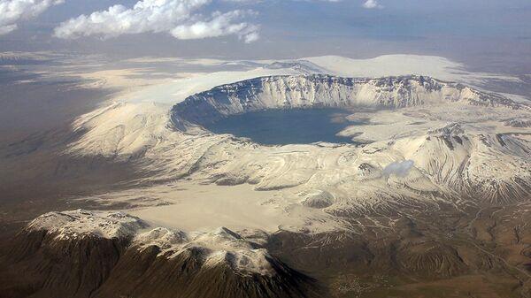 Гора Немрут. Армянское нагорье (нынешняя территория Турции) - Sputnik Արմենիա