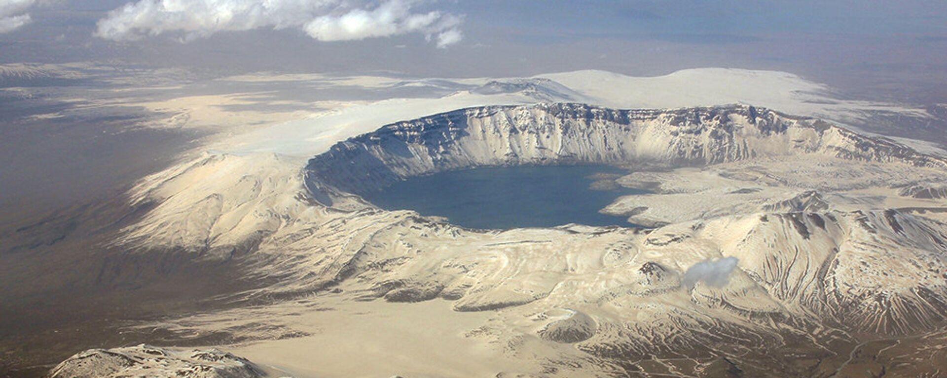 Гора Немрут. Армянское нагорье (нынешняя территория Турции) - Sputnik Армения, 1920, 22.08.2021