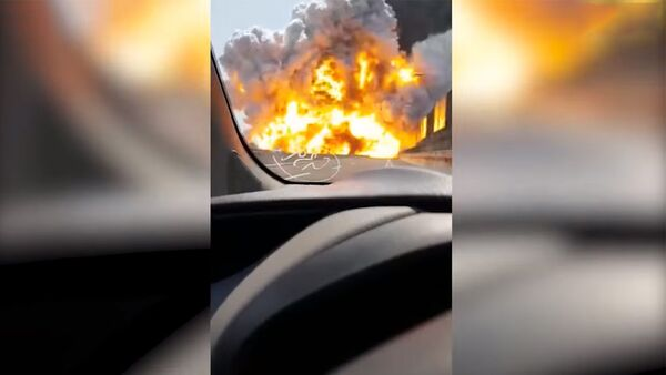 Взрыв в Болонье - Sputnik Армения