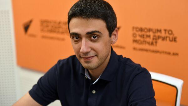 Арам Вардеванян - Sputnik Արմենիա