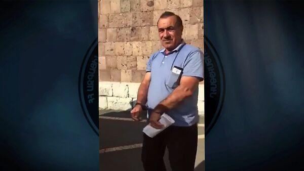 Հովիկ Աբրահամյանի եղբայրը բերման է ենթարկվել - Sputnik Արմենիա