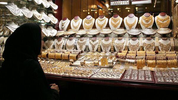 Магазин ювелирных изделий в Тегеране, Иран - Sputnik Արմենիա