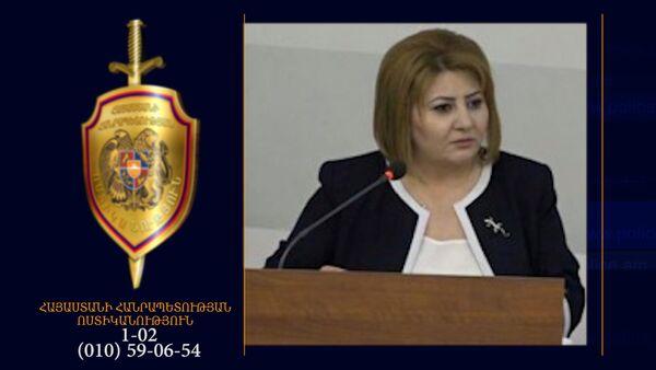 Պրոռեկտորը հափշտակել է 20 միլիոն դրամ. ոստիկանության հերթական բացահայտումը - Sputnik Արմենիա