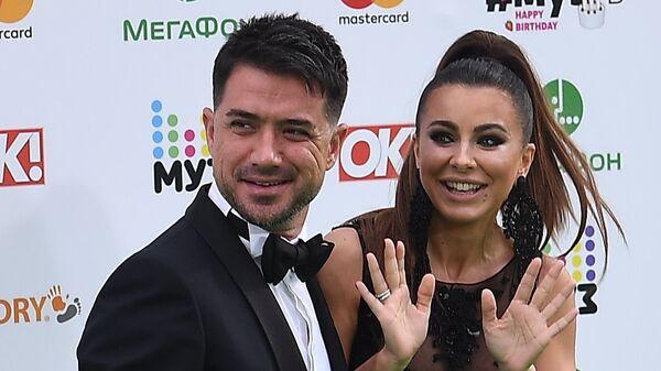 Певица Ани Лорак и ее супруг Мурат Налчаджиоглу - Sputnik Արմենիա