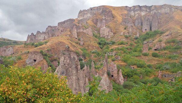 Пещеры в Сюникской области - Sputnik Արմենիա