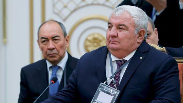 Генеральный секретарь Организации договора о коллективной безопасности (ОДКБ) Юрий Хачатуров - Sputnik Արմենիա