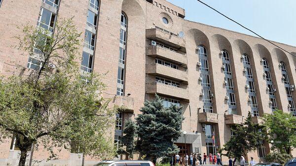 Здание правительства - Sputnik Արմենիա