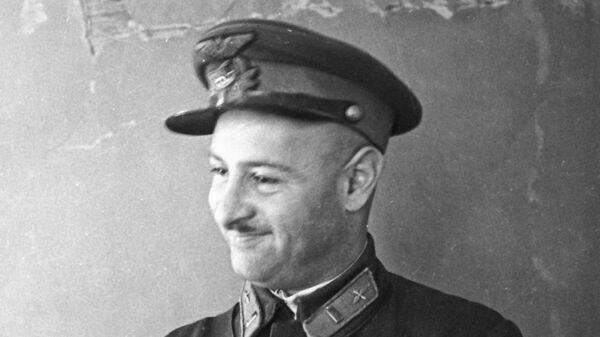 Дважды герой Советского Союза, летчик-штурмовик Нельсон Степанян - Sputnik Армения