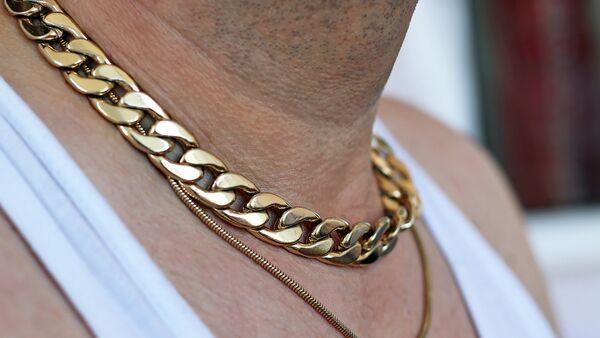 Мужские золотые украшения - Sputnik Армения