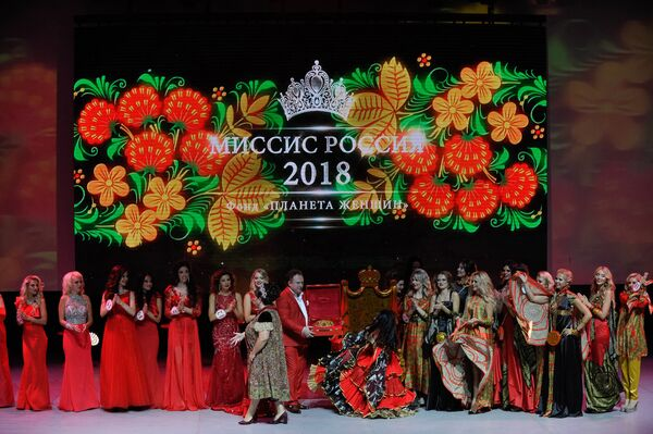 «Միսսիս Ռուսաստան 2018» գեղեցկության մրցույթ - Sputnik Արմենիա