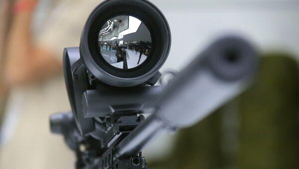 Снайперская винтовка модернизированная СВ-98 - Sputnik Армения