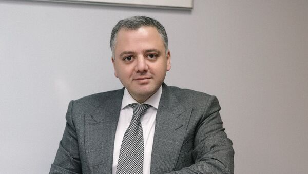 Александр Бабаян - Sputnik Армения