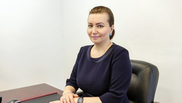 Ирина Бушина - Sputnik Армения