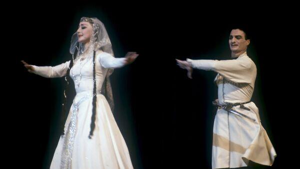 Свадебный танец из оперы композитора Захария Палиашвили Даиси (1970 год). Грузия - Sputnik Армения