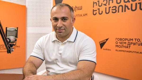 Ален Гевондян - Sputnik Արմենիա