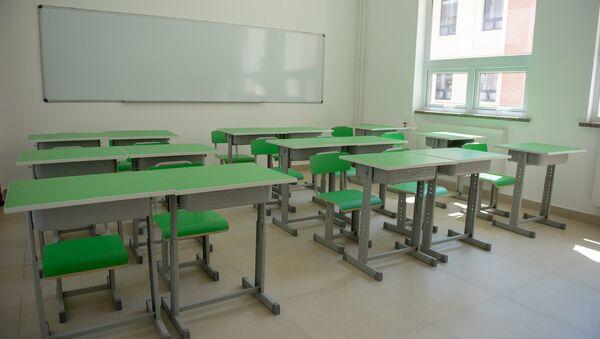 Торжественное открытие школы с китайским обучением (22 августа 2018). Ереван - Sputnik Армения