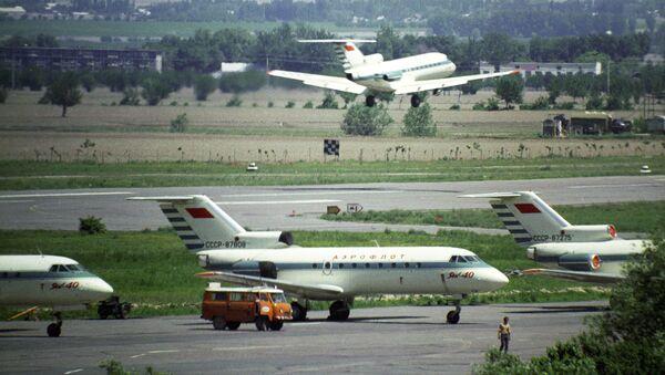 Самолеты в аэропорту - Sputnik Армения