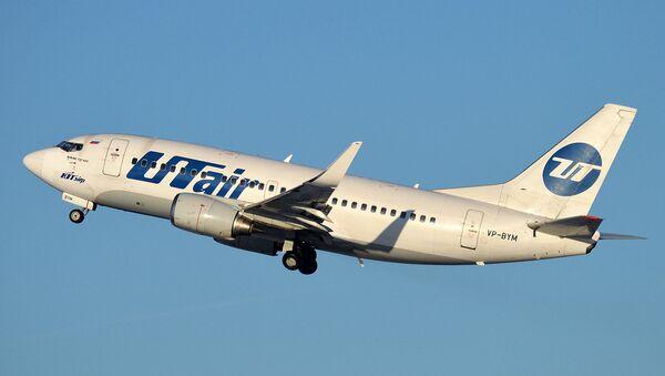 Самолет Boeing-737 авиакомпании UTair - Sputnik Армения