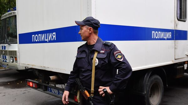 Полицейский  - Sputnik Армения