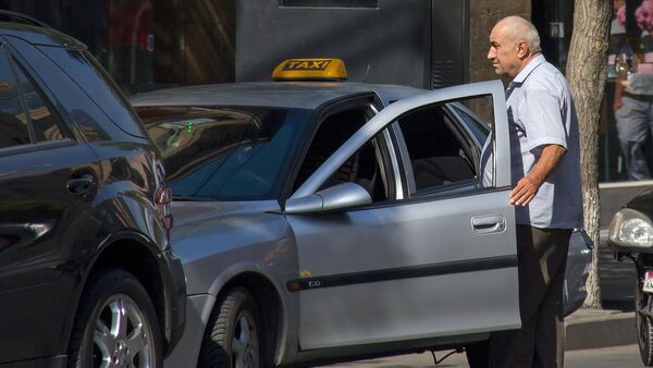 Таксист - Sputnik Армения
