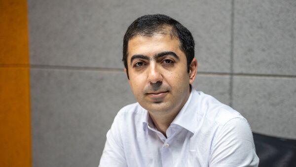 Арам Орбелян - Sputnik Армения