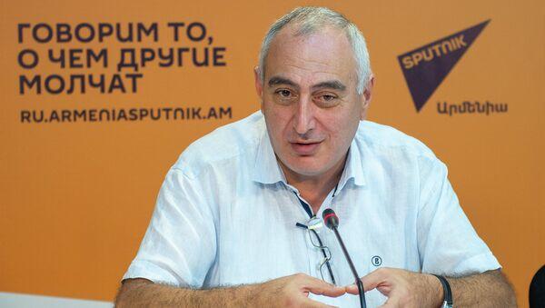 Карен Кочарян - Sputnik Արմենիա