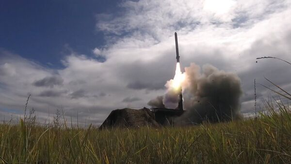 Пуски ракет ЗРС С-300 и ЗРК «Бук» в рамках маневров «Восток-2018» - Sputnik Армения