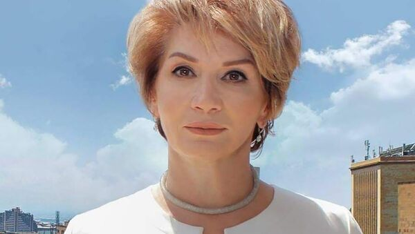 Анаит Тарханян - Sputnik Արմենիա