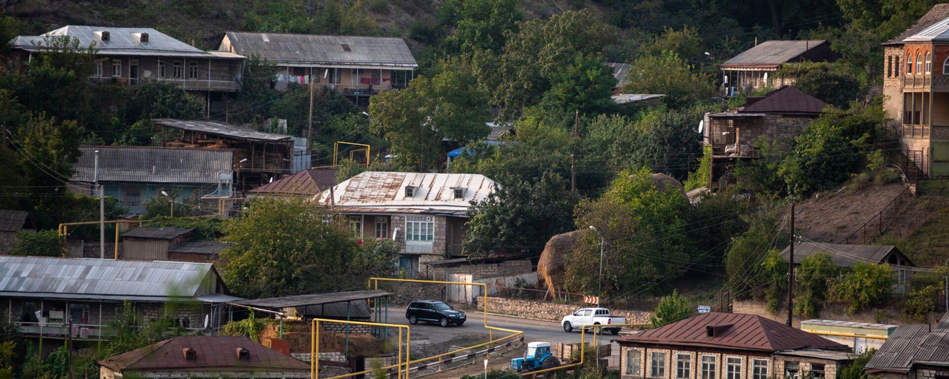 Село Баганис - Sputnik Армения, 1920, 19.09.2018