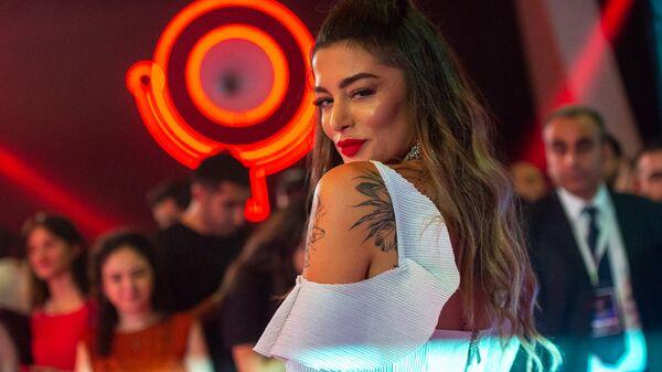 Представительница Армении на «Евровидение-2016» Ивета Мукучян - Sputnik Արմենիա
