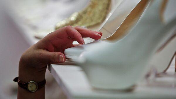 Международная выставка Мир свадьбы и Выпускной бал - Sputnik Армения