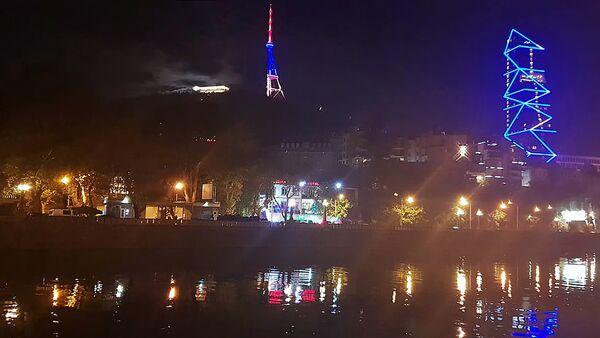 Тбилисская телебашня - Sputnik Армения