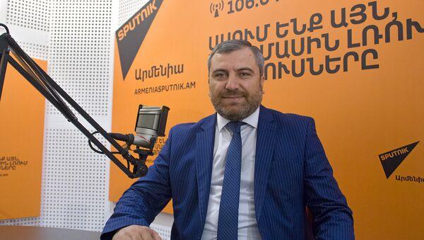 Норайр Норикян - Sputnik Արմենիա