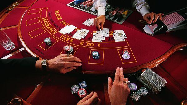 Карточные игры, казино - Sputnik Армения