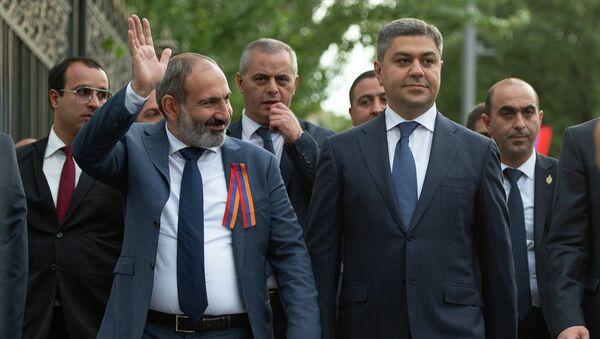 День независимости Армении (21 сентября 2018). Еревaн - Sputnik Армения