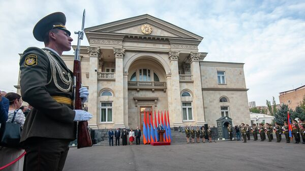 День независимости Армении (21 сентября 2018). Еревaн - Sputnik Արմենիա