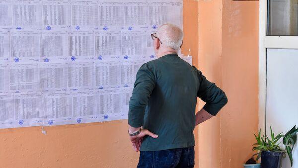 Выборы совета старейшин Еревана (23 сентября 2018). Еревaн - Sputnik Армения