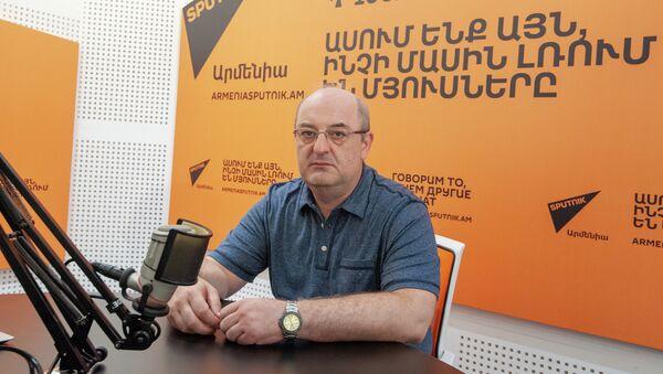 Армен Бадалян - Sputnik Արմենիա