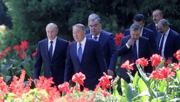 Заседание Совета глав государств СНГ в Душанбе - Sputnik Արմենիա