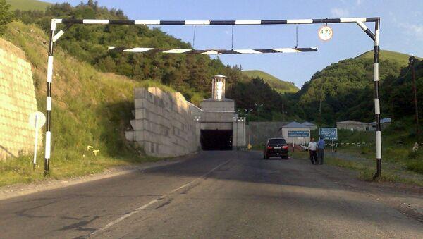 Дилижанский тоннель. Архивное фото - Sputnik Արմենիա