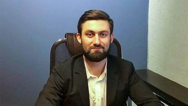 Филипп Деменков - Sputnik Армения