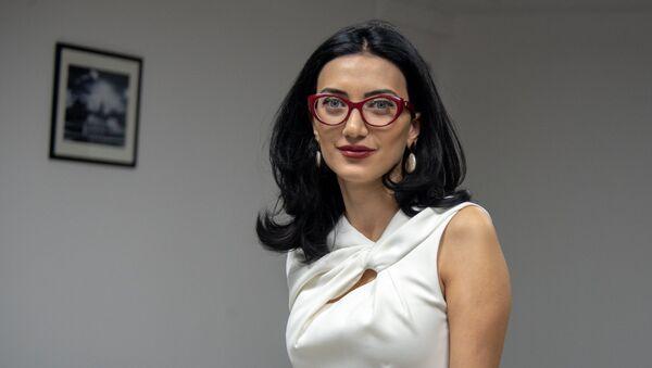 Арпине Ованнисян - Sputnik Արմենիա