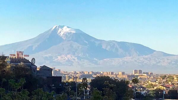 Гора Арарат - Sputnik Արմենիա