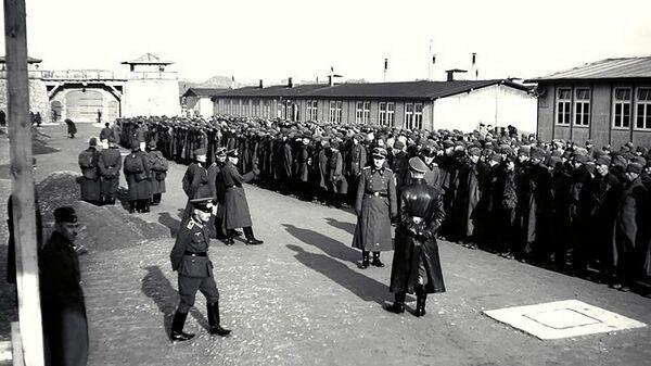 Советские военнопленные в концлагере Маутхаузен - Sputnik Արմենիա
